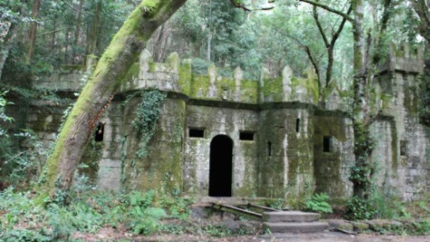 Cangas: El bosque encantado de Aldán