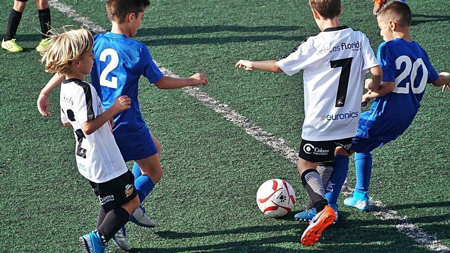Bestard cita hoy  a los clubes por  el posible regreso  del fútbol base