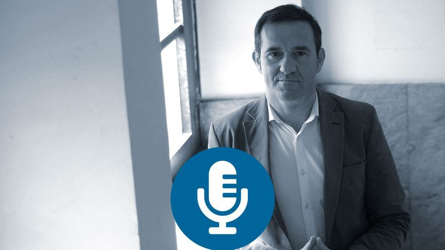 """Javier Cuesta, concejal de Oviedo: """"La cultura y la salud son dos elementos referenciales de Oviedo"""""""