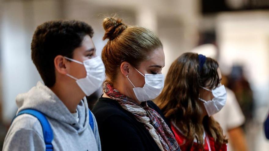 Muere en Lanzarote una mujer con coronavirus