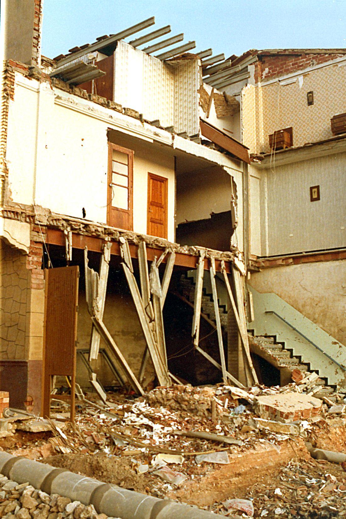 Pantanada de Tous: 38 aniversario de la catástrofe