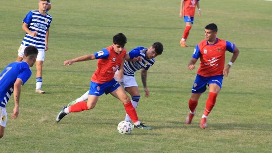 EL CD Benavente arranca la liga con una derrota en casa