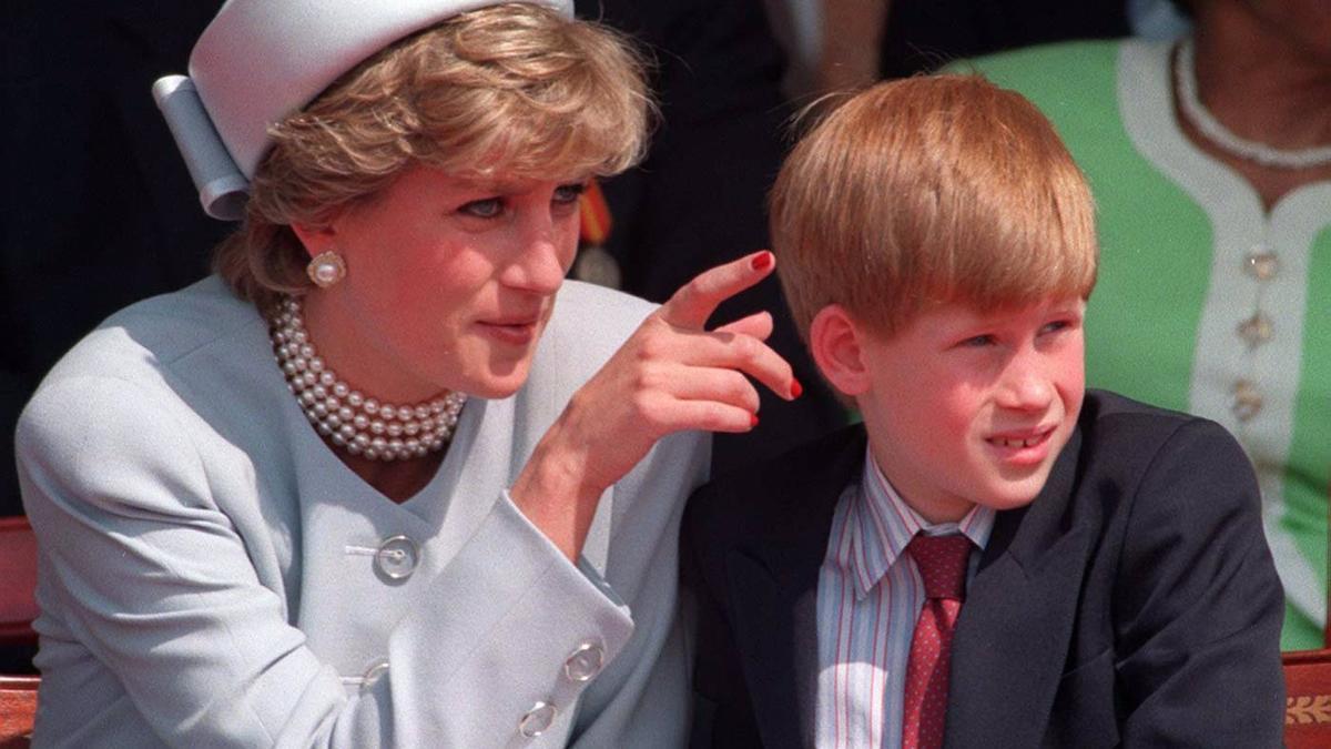 La princesa Diana de Gales, Lady Di.