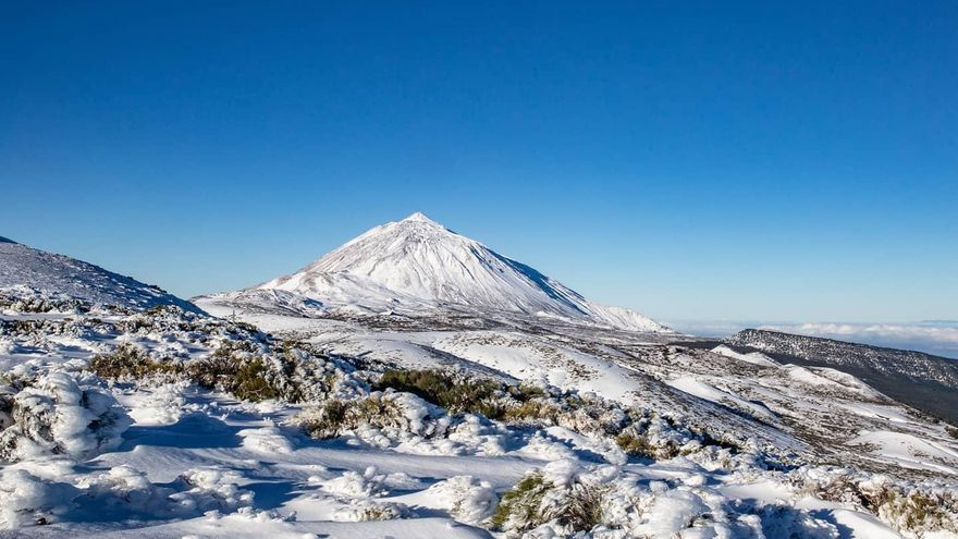 El Cabildo de Tenerife quiere regular las visitas al Teide