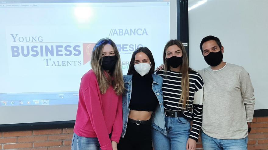 16 estudiantes extremeños compiten para ser el mejor empresario virtual del país
