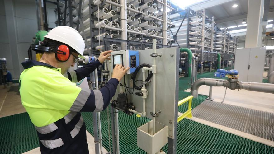 Acciona asume la gestión de la desaladora de Cabanes, Benicàssim y Orpesa con el reto de potenciar esta instalación