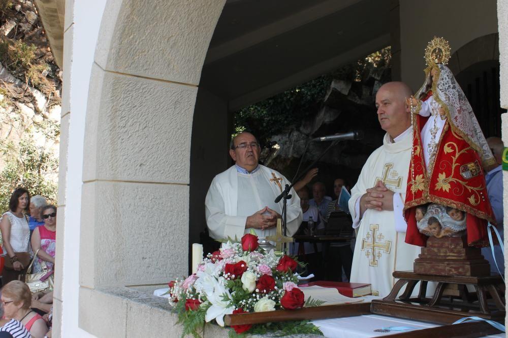 Romería de la Virgen del Viso en Salas
