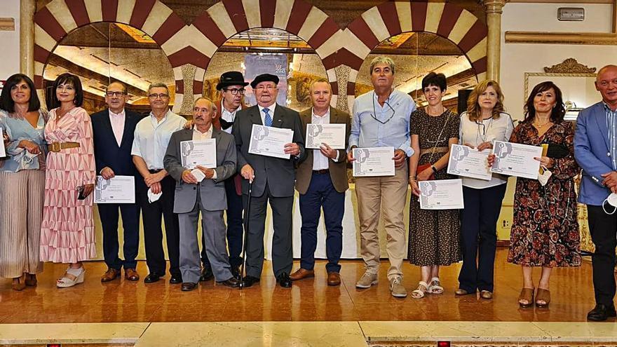 Premios del centro comercial abierto de Lucena