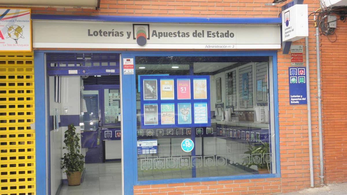Archivo - Administración de Loterías (archivo)