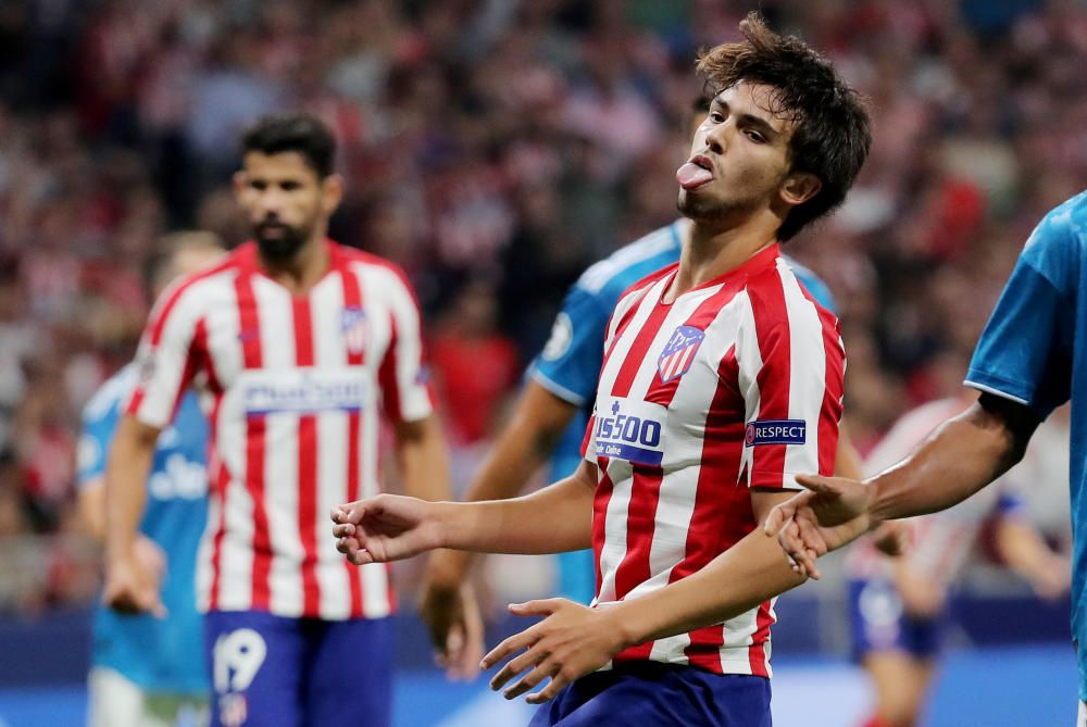 Champions League - Group D - Atletico Madrid v ...
