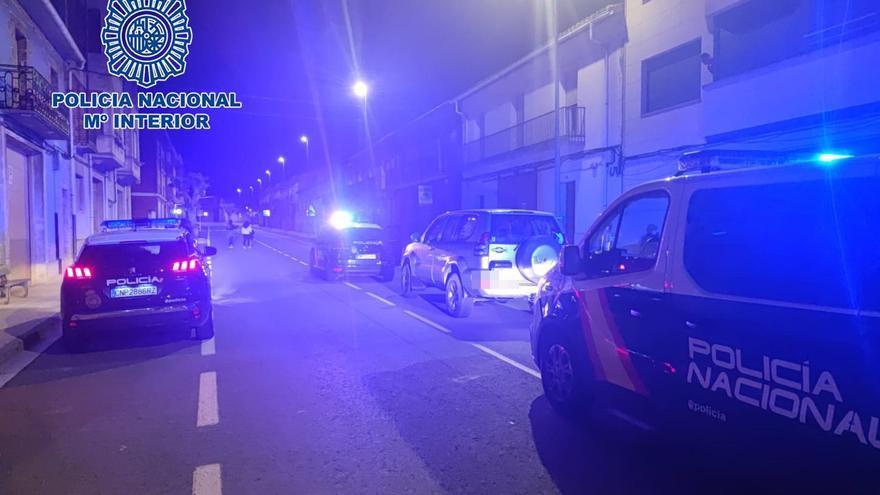 Detenido un joven tras saltarse un control policial y darse a la fuga en Logroño