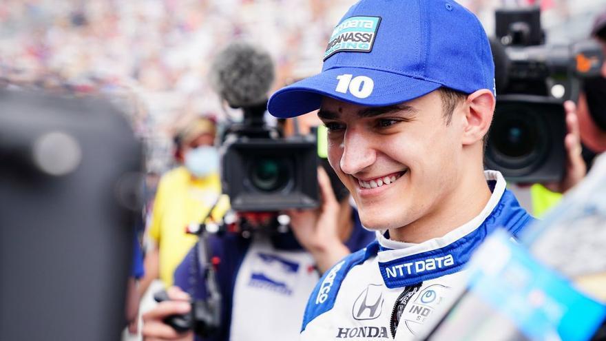 Àlex Palou, el fenómeno que prefirió la Indy a la F1