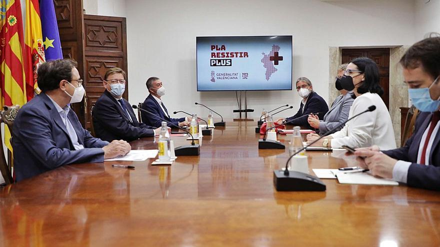 Los hoteles valencianos critican la falta de ayudas pese a la nueva línea del Consell