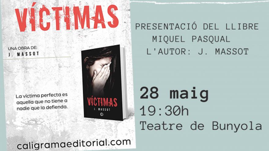 Presentació del llibre víctimas