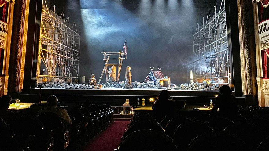 """La Ópera retrasa las funciones de """"Madama Butterfly"""" para eludir las restricciones"""
