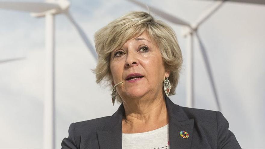 """La delegada del Consell en Alicante reprende a À Punt: """"Se llama Torrevieja"""", no Torrevella"""