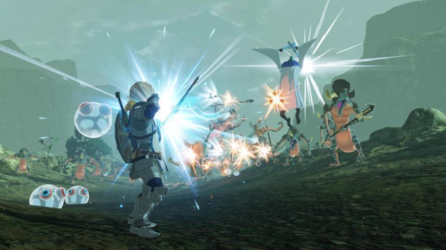 Hyrule Warriors: La era del cataclismo se presenta de nuevo con un vídeo de juego