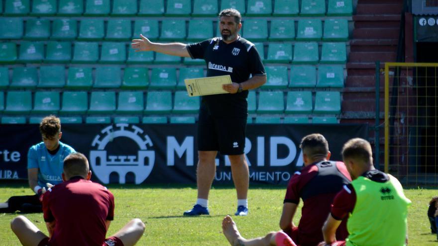 Mérida, Villanovense y Moralo, a por un sitio en la Copa del Rey