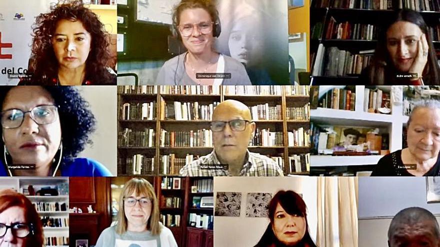 Las mujeres escritoras, dispuestas a seguir reclamando su espacio