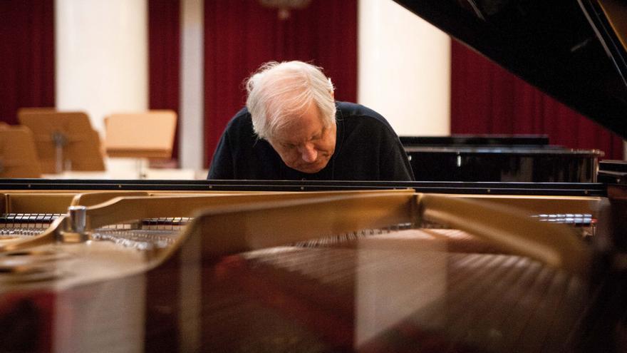 Sokolov, una leyenda viva del piano, en Castellón