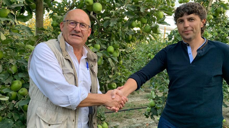 Jaume Armengol, de Sant Pere Pescador, és el nou president de la IGP Poma de Girona