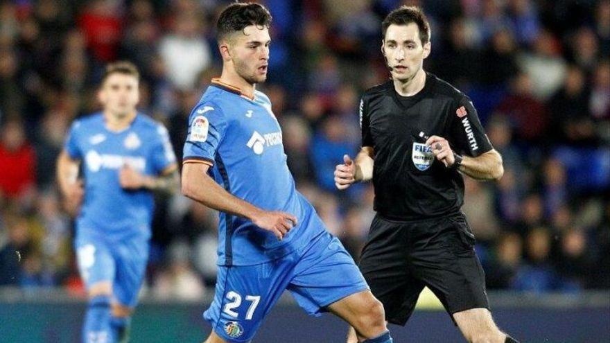 Hugo Duro, a punto de fichar por el Valencia CF