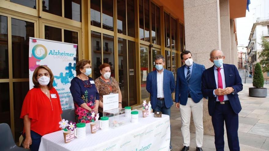 La asociación San Rafael da a conocer este martes a los cordobeses la existencia del alzhéimer