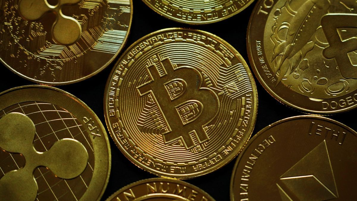 Il·lustració del Bitcoin