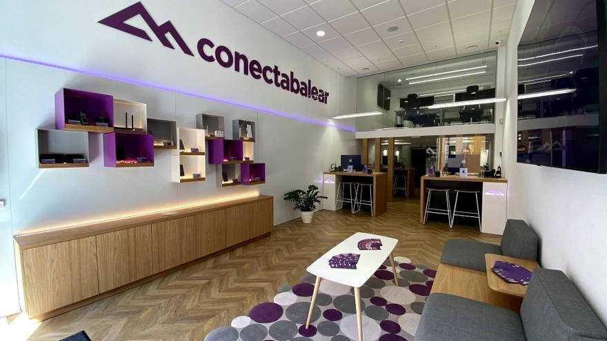 ConectaBalear inaugura punto de atención al cliente en Palma