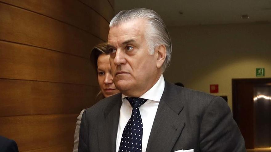 El juez del caso Púnica cita a Bárcenas como testigo el 24 de febrero