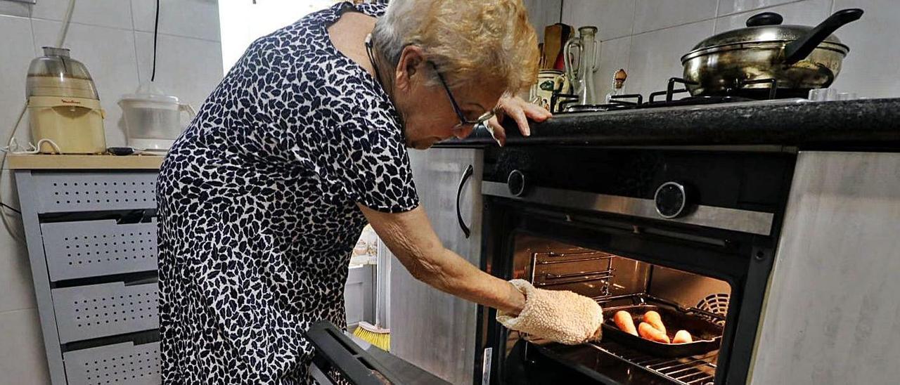 La nueva tarifa está reduciendo el uso de electrodomésticos como los hornos. |