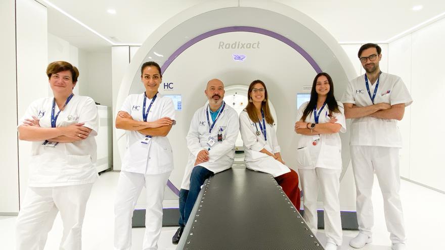 HC Cancer Center pone en marcha el primer tratamiento de radioterapia con Synchrony en España