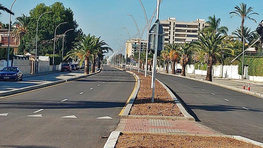 Gandia acepta la cesión de dos carreteras de la diputación y pide mejoras para una tercera