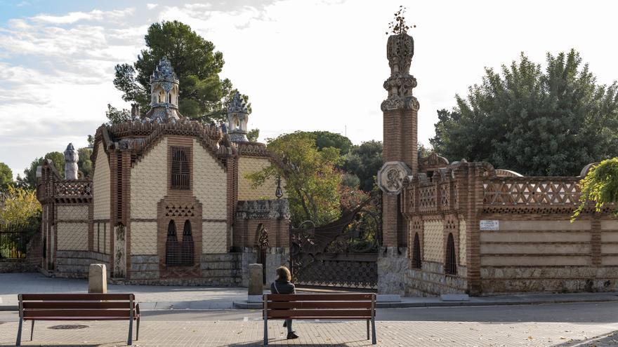 Investigadores de la UPV redactan la restauración del pabellón de la portería de la Finca Güell de Gaudí