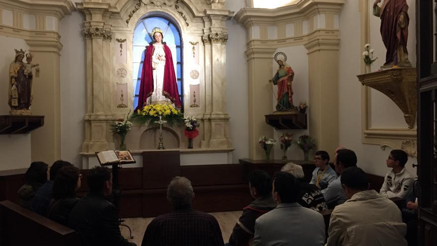 Via Matris de la Saleta este sábado en San Torcuato