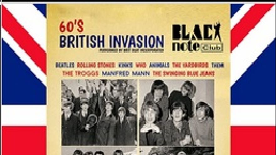 60´s British Invasion by Brit Beat Incorporated