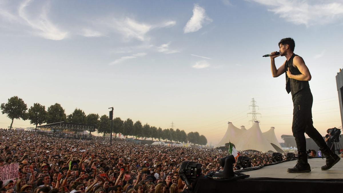La banda The Script ofrecerá un concierto el 18 de marzo en Madrid.