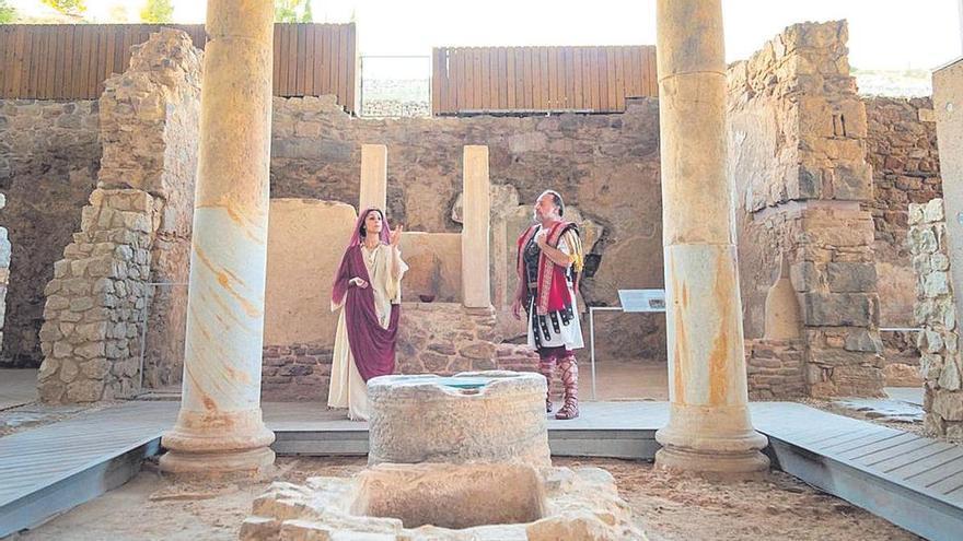 Qué hacer en la Región de Murcia: sé testigo de las intrigas políticas del Imperio romano