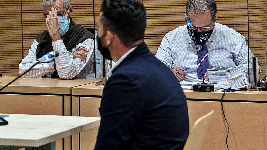 Culpables de malversación de caudales públicos los acusados del caso Infecar