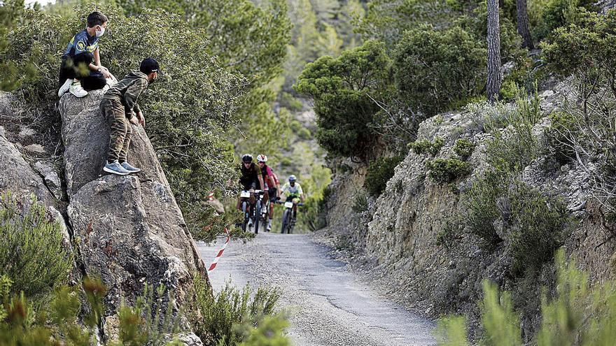 Afición por el ciclismo
