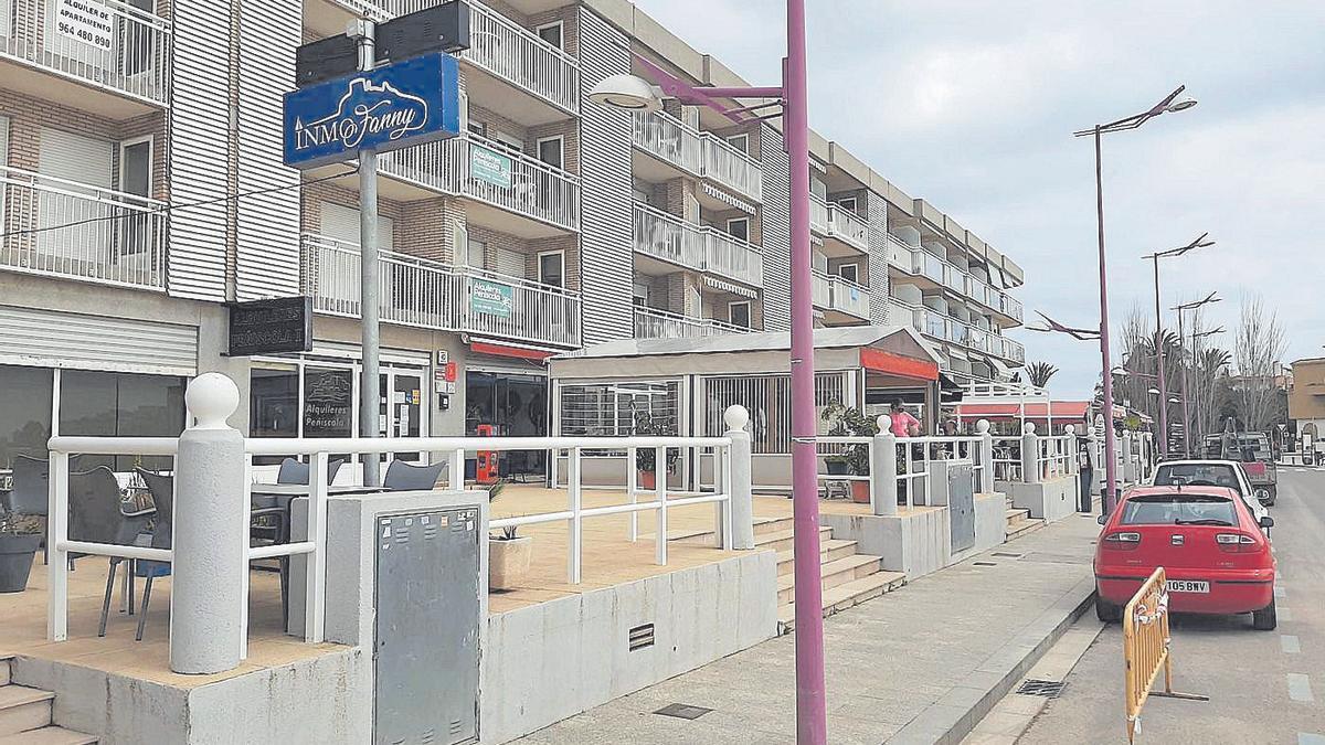 Miles de segundas residencias en Castellón han estado meses deshabitadas por el cierre perimetral.