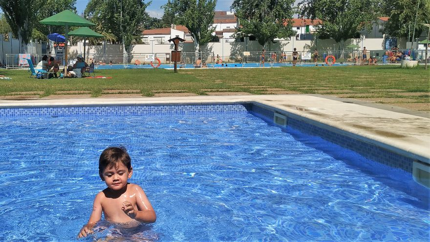 Finalizó la temporada de baños en la piscina municipal de Monesterio