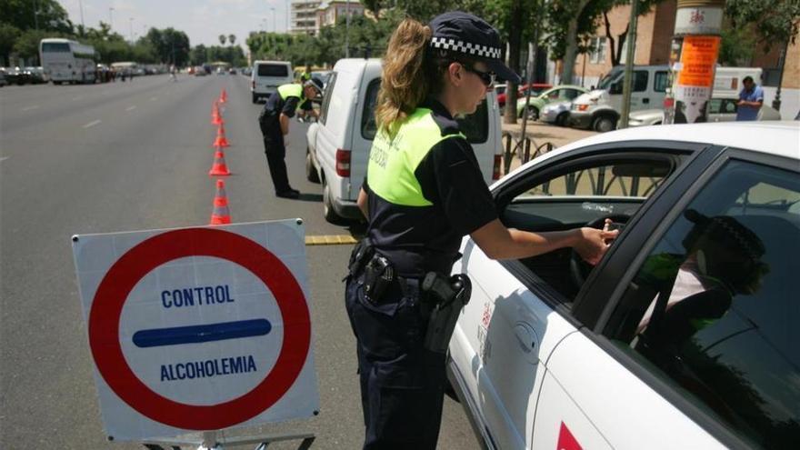 Ocho multas por consumo de alcohol y drogas al volante en Córdoba durante la semana pasada