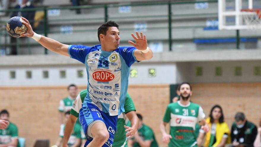 El Trops Málaga vence al Bordils y afianza la permanencia en la División de Honor Plata (20-16)