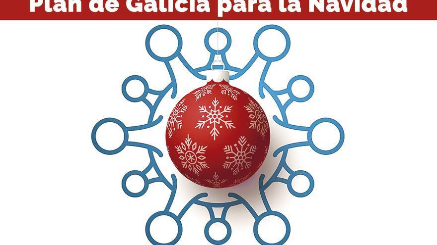 Plan de Navidad en Galicia: 7 recomendaciones de la Xunta para celebrar unas fiestas sin contagios de coronavirus