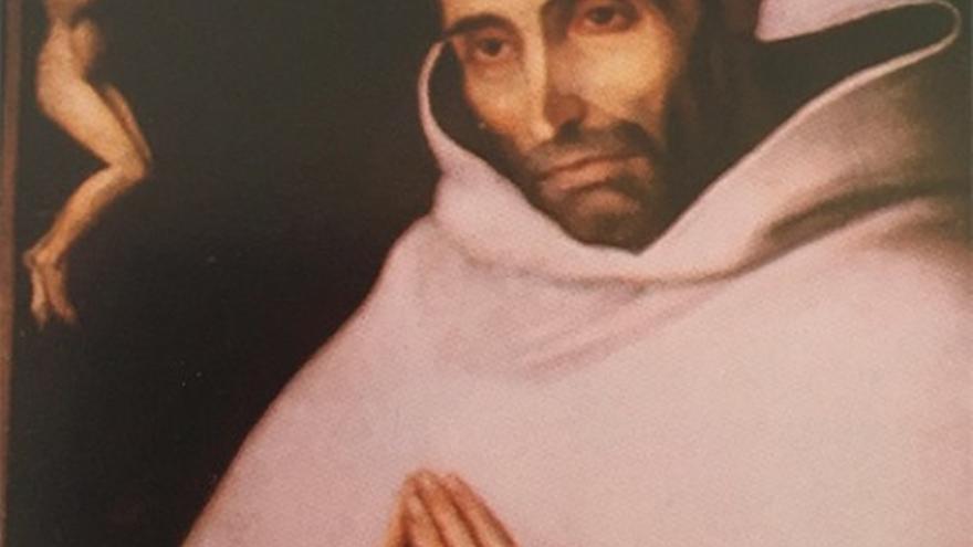 Retrato de Fraile Carmelità