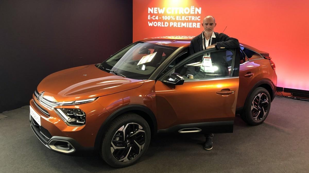 El nuevo Citroën C4 se enchufa al mundo en Madrid