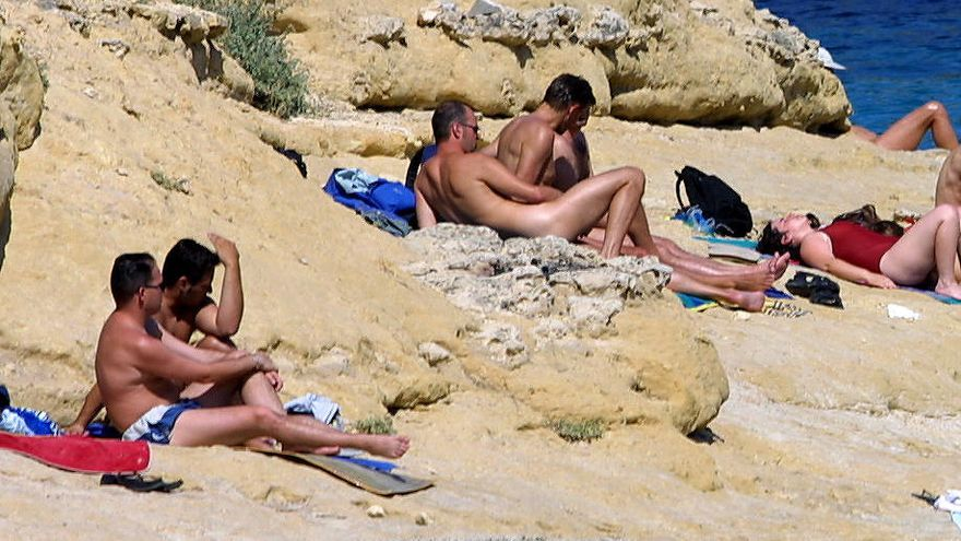 Auch der FKK-Strand El Mago gehört jetzt britischen Milliardären