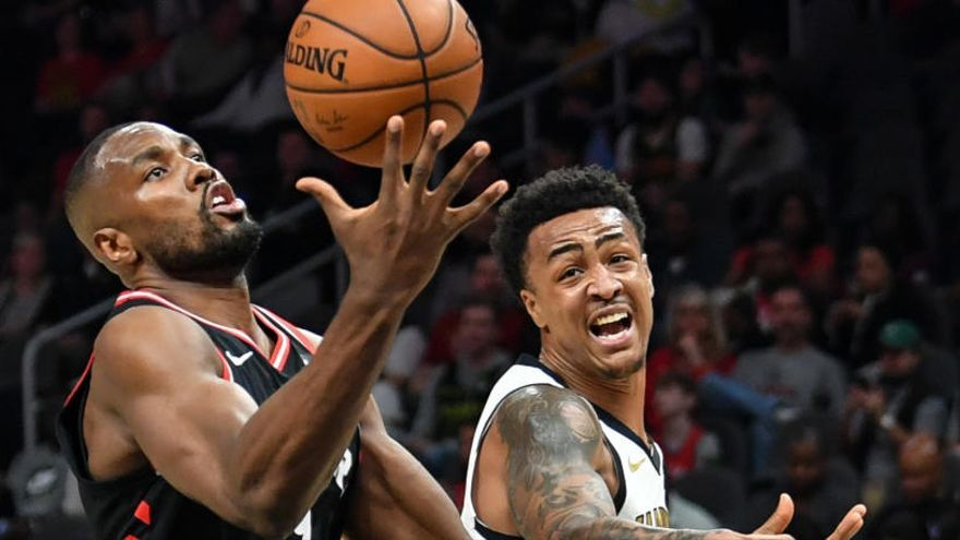 Los Raptors dan la bienvenida a Marc con una victoria