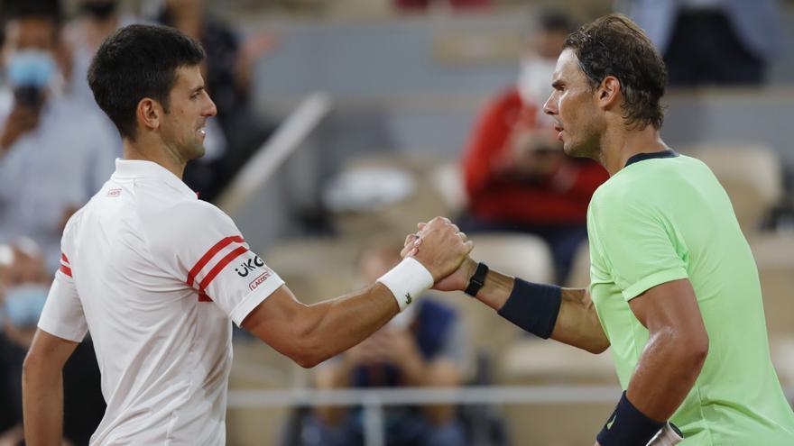 Nadal cree que Djokovic debe evitar actitudes como las de Tokio